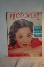 Vintage 1952  PHOTOPLAY Magazine Ann Blyth Cover  Shirley Temple Won't Come Back