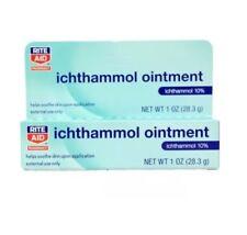 New Ichthammol Ointment 10%  Salve 1oz Tube (Rite Aid)