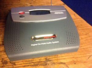 Digital On Hold Plus 4000 Audio System