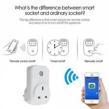 WiFi Remote Control Smart Power Socket