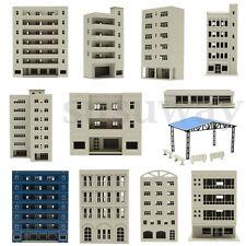 New Unpainted Outland Models Railway City Department Building Apartment Scale