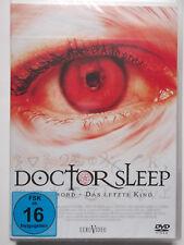 Doctor Sleep – Blutmord – Thriller mit Goran Visnjic (Emergency Room) – NEU!!!