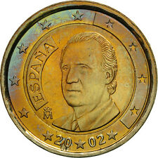[#461346] Espagne, 2 Euro, 2002, SPL, Bi-Metallic, KM:1047