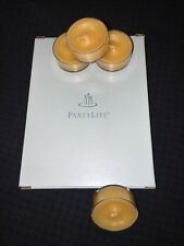 PartyLite Tealight Candles - One Dozen Glowing Embers *Retired* New In Box