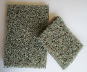 Rubberised Hair for Model Hedges Trees Scenery Railways Wargames 25mm