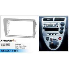 Radio Stereo Facia for HONDA CIVIC 01-06 Face Panel Fascia Plate Double 2 Din