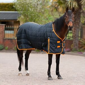 100g STABLE RUG - Gallop Lightweight Trojan INDOOR Horse Rug STANDARD NECK