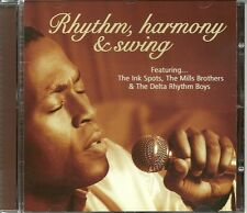 RHYTHM, HARMONY & SWING CD - THE JAVA JIVE, MAYBE & MORE