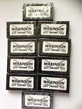 Wilkinson Sword  double edge razor blades x 50 (10 Packs Of 5)