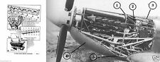 MERLIN  ENGINE MAINTENANCE MANUAL WW2  ARCHIVE 1946 Spitfire Hurricane Mosquito