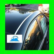 2005-2011 PONTIAC G6 CHROME ROOF TRIM MOLDINGS 05 06 07 08 09 10 11