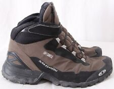 Salomon 643001 Soft Shell Athletic Seamless Hiking Trail Ankle Boots Mens US 8.5