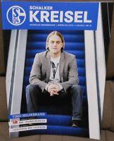 FC Schalke 04 Schalker Kreisel Magazin 11.03.2012 Bundesliga Hamburger SV /64