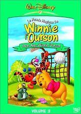 Le Monde Magique de Winnie l'Ourson - Vol.3 : Jouer Avec Winnie l'Ourson (DVD)