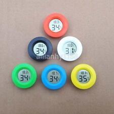 Mini LCD Digital Thermometer Fridge Freezer Tester Temperature Humidity Meter AU