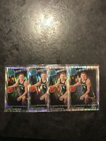 Lot 2018-19 Panini Donruss Optic Prizm Shock Donte Divincenzo #164 Rated Rookie