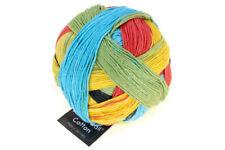 Schoppel Zauberball® Cotton Bio Baumwolle 100g Fb. 2338 Echte Abwechslung
