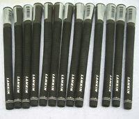 """13 new-Lamkin Crossline,""""Lite"""",  Standard size golf grips, .60  Round"""