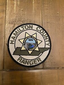 Hamilton County Tennessee Ranger Patch
