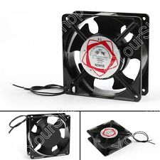 1x AC Brushless Cooling Blower Ventilateur 220V 0.14A 12038s 120x120x38mm Fan