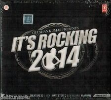 ITS ROCKING 2014 BOLLYWOOD 2 CD SET [BEST OF YEAR COMPILATION] - FREEPOST