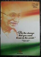 Indonesia 2019 Mahatma Gandhi Limited Edition Pack with sheet + FDC