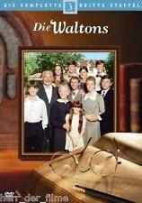 DIE WALTONS, die komplette 3. Staffel (Season 2) 7 DVDs