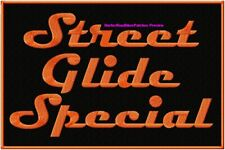 STREET GLIDE SPECIAL -   300mm BIKER BACKPATCH