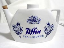 Original Tiffin Tea Liqueur Decanter w/ Label Munich, Germany