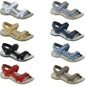 Earth Spirit Frisco Ladies Sandal in Various Colours and Sizes