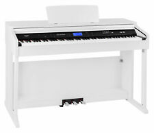 88 Tasten E-Piano Digital Piano Klavier Home Keyboard 3 Pedale USB MP3 Weiß