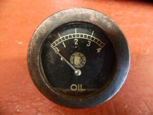 10 's 20 's Maxwell Olds Reo Hudson National Oil Pressure Gauge