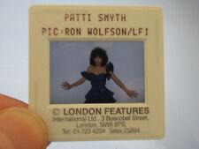 More details for original press promo slide negative - patty smyth - 1980's - b