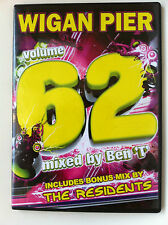 Wigan Pier volume 62 Ben T + Bonus Mix from The Residents.
