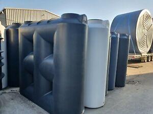 3000L AUSSIE SLIMLINE RAIN WATER TANKS - 10 Year Warranty