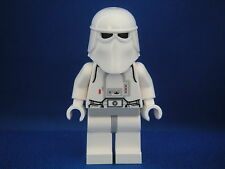 Lego Figurine Minifig Star Wars - Snowtrooper Neuf New / Set 7879, 8129