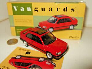Vanguards VA11601 Peugeot 309 Mk2 1.9 GTi Diecast Model in 1:43 Scale.