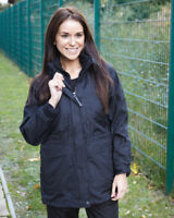 REGATTA LADIES BENSON II WATERPROOF 3 in 1 JACKET DETACHABLE FLEECE TRA123