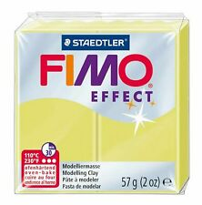 Fimo Effect & Soft Oven Modelling Clay 57g - Buy 5 Get 1 Free - 70 Colours