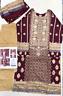 designer  lawn design  Embroidered stitched  salwar kameez summer clearance £25