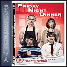Friday Night Dinner Series 3 DVD 2015 Region 2