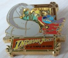 RARE PIN'S DLRP DISNEYLAND RESORT PARIS STITCH INVASION INDIANA JONES EL 1200