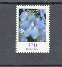 555 ) Germany 2004 MNH/**  - Postage stamps: Flowers: Field knight spur