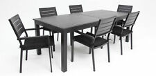 Dining Furniture Sets with Extending and 7 Pieces