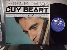 ** IMPORT** FRENCH IMPORT GUY BEART LES GRANDES CHANSONS ON PHILIPS RECORDS