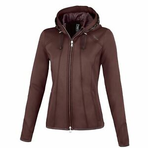 Pikeur Sarita Sporty Fleece Hooded Jacket Two Colours Available