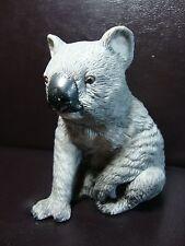 Koala Bear Porcelain Figurine Bisque Royal Heritage China