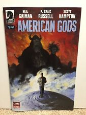 American Gods #1 C2E2 Comic Book Variant Exclusive