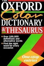 The Oxford Color Dictionary & Thesaurus