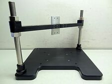 DIAGONAL HEIGHT ADJUSTER STAND BREADBOARD FOR NEWPORT VERTICAL LINEAR STAGE ASSY